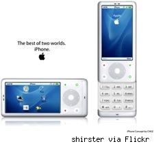 iPhoneの予想写真