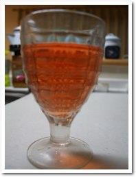 イチゴのサワードリンク