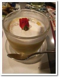 冷たい茶碗蒸し,バラが