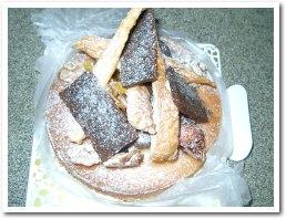 ル・シュクレのクリスマスケーキ